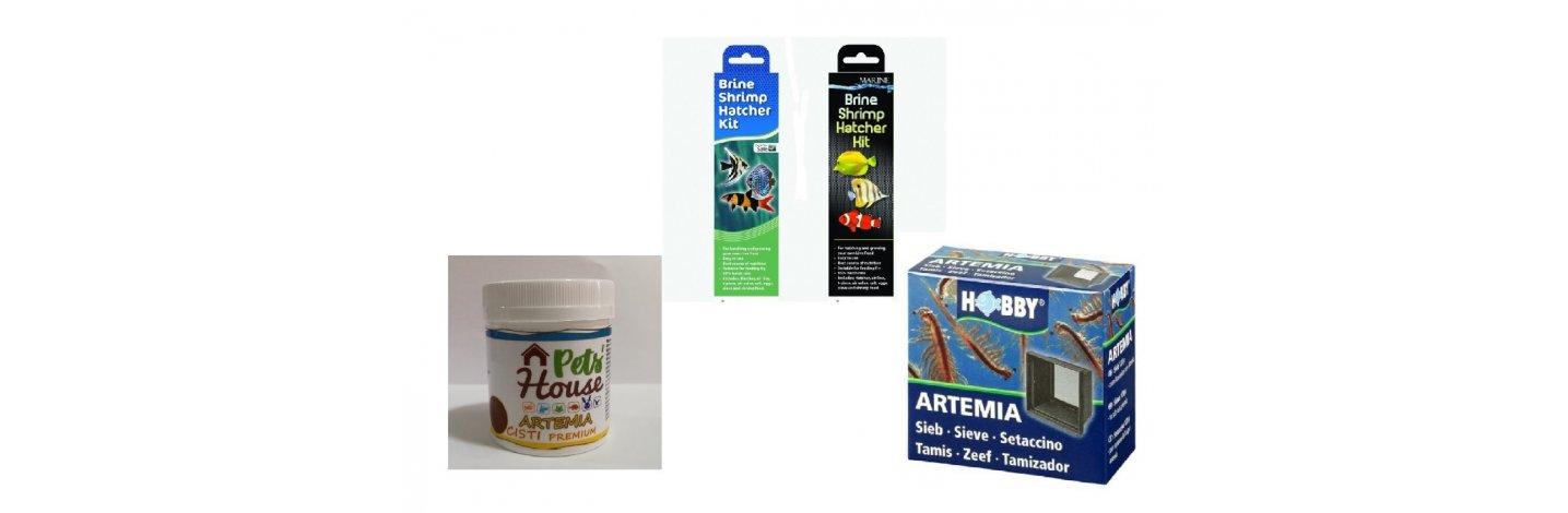 Schiuditoio Artemia Kit